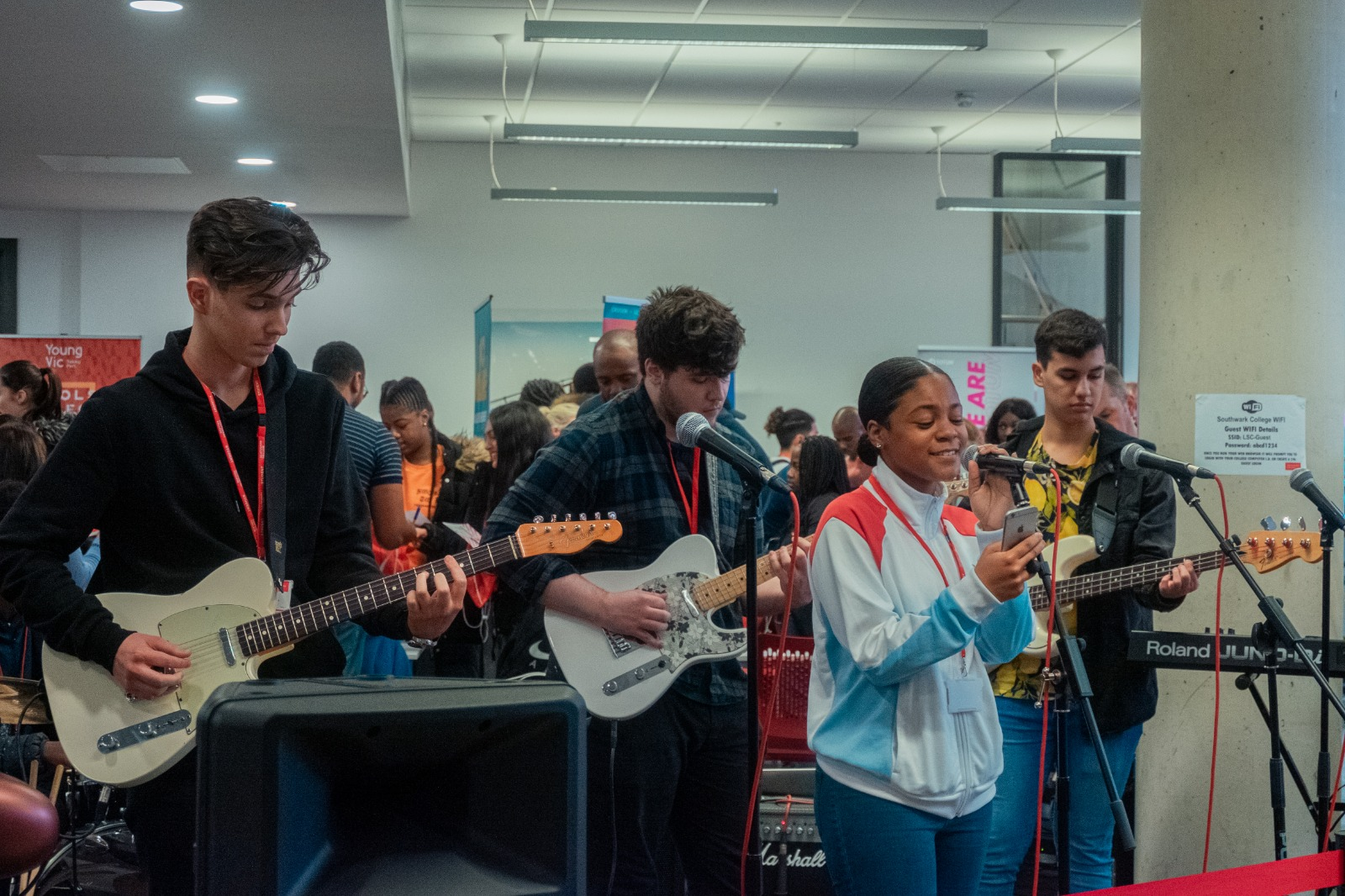 Freshers' Fair showcases a world of opportunities