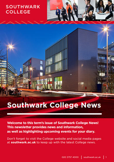 Southwark College Newspaper